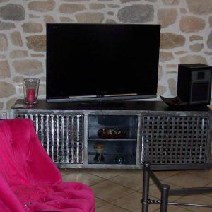 Meuble TV modèle BROOKLYN