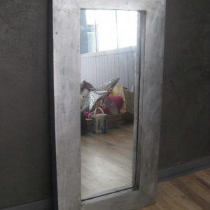 Miroir en acier, modèle OSAKA
