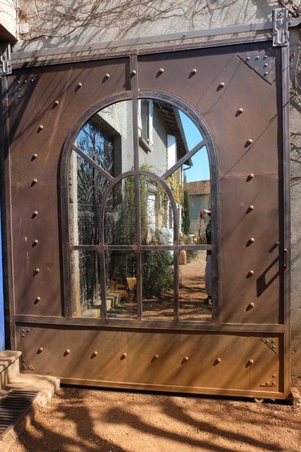 Porte coulissante modèle 4