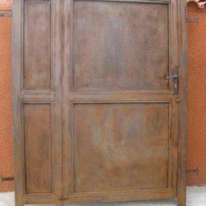 Porte modèle 12