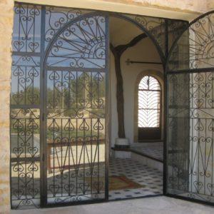 Porte modèle 1