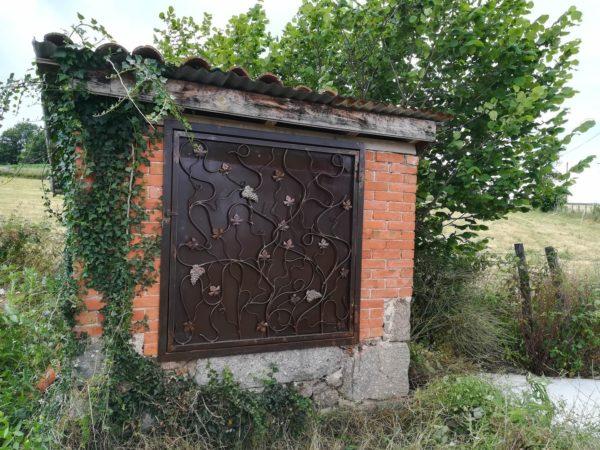 Porte modèle 6