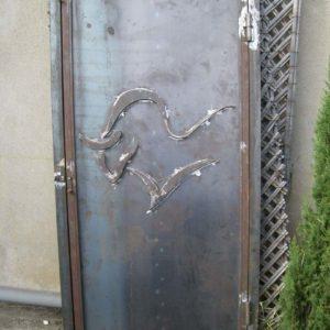 Porte modèle 7