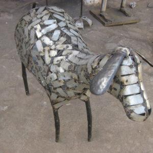 Sculpture modèle Mouton