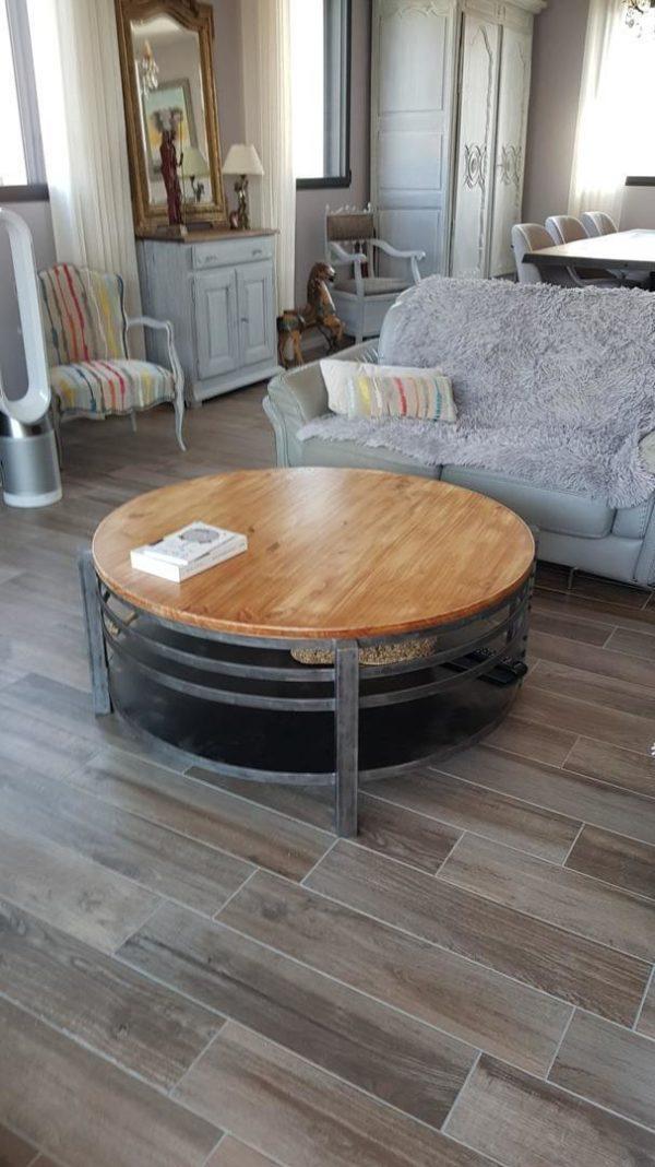 Table basse modèle NEWPORT