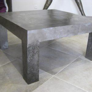 Table basse modèle POISON