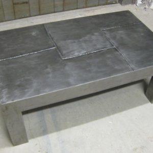 Table basse modèle SCARFACE