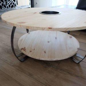 Table basse modèle WORK